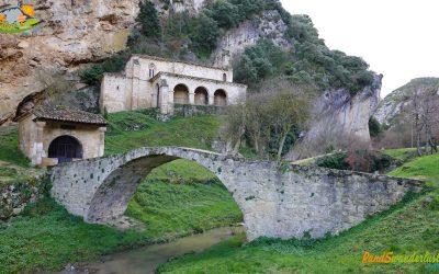 Frías – Tobera – Cascadas de Tobera – Ermita de Santa María de la Hoz – Paseo del Molinar
