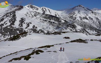 Puerto de Vegarada – Pico Llastres (2.018 m) – La Fitona (2.041 m) – Cascada de Vegarada