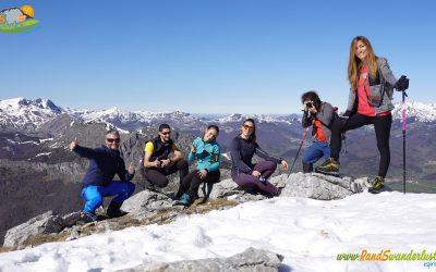 Liegos – Hayedo de Tendeña – Pico Yordas (1.964 m) – Monte Burín