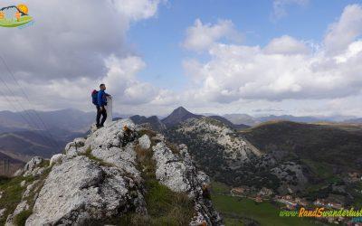 Llombera – Trincheras – Peña del Castro (1.392 m) – Alto de la Peña (1.429 m)