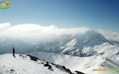 Cardaño de Arriba – Pico Murcia (2.351 m) – La Cerezuela (2.206 m) – Cerro del Sillar (2.074 m) – El Castillo (2.028 m)