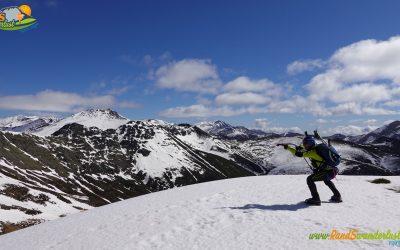 Barniedo de la Reina – Altos de Aguasalio (2.122 m) – Alto de los Bildares (2.078 m) – El Hojanal (1.996 m) – Pico de la Rasa (2.088 m)