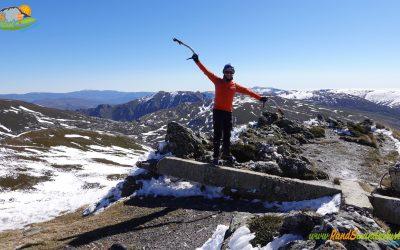Laguna de los Peces – Peña Trevinca (2.127 m) – Peña Negra (2.121 m) – Peña Surbia (2.116 m) – Peña Vidulante (2.053 m) – El Picón (2.079 m) – Alto de Riopedro (2.028 m) – La Plana (2.028 m) – Los Tres Burros (2.019 m)