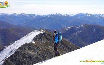 Valdeprado – Pico de la Fonfría (1.975 m) – Pico Miro (1.985 m) – Peña Boquín (1.986 m) – Fana de Resilgar (1.888 m) – Pozo Cheiroso