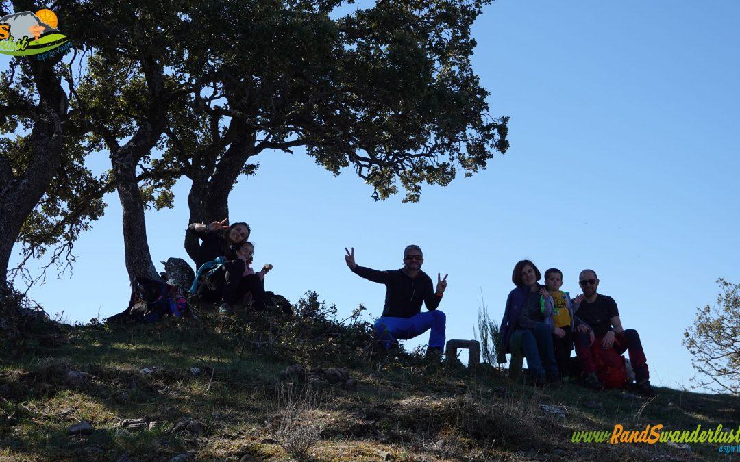 Santa Lucía – Peña El Castro (1.242 m)