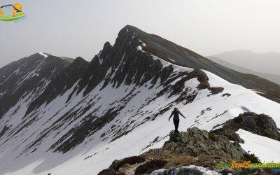 Salentinos – Pico Catoute (2.112 m) – Las Calánganas (2.049 m) – Alto del Calongán (2.042 m) – Fana Rubia (2.008 m) – Los Corros (1.989 m) – El Abranal (1.983 m) – Peña Roguera (1.999 m) – La Bóveda (1.942 m) – Alto de Chonida (1.849 m)