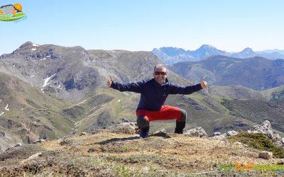 Cacabillo – Peña Grachera (1.931 m) – La Malvosina (2.049 m) – Pico La Crespa (2.057 m) – Laguna Grande