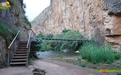 Chulilla – Los Calderones – Puentes Colgantes – Embalse de Loriguilla – Pinturas Rupestres – Charco Azul