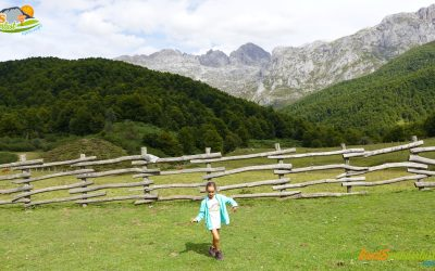 Soto de Sajambre – Mirador de los Porros – Refugio Vegabaño – La Cotorra de Escobaño (1.518 m)
