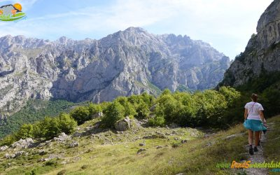Cordiñanes de Valdeón – La Farfada – Mirador del Tombo – Monte Corona